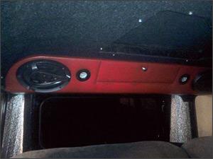 Подиум верхний под магнитолу и колонки уаз-469